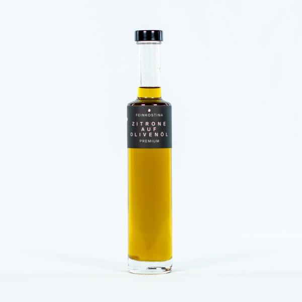 Zitrone auf Olivenöl Premium 250 ml