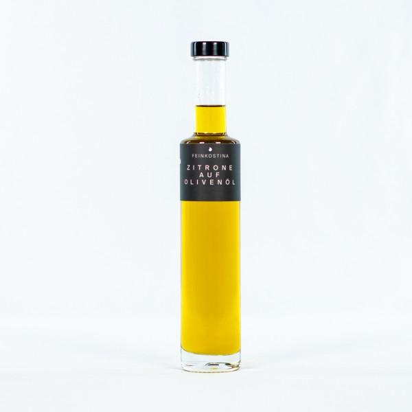 Zitrone auf Olivenöl 250 ml